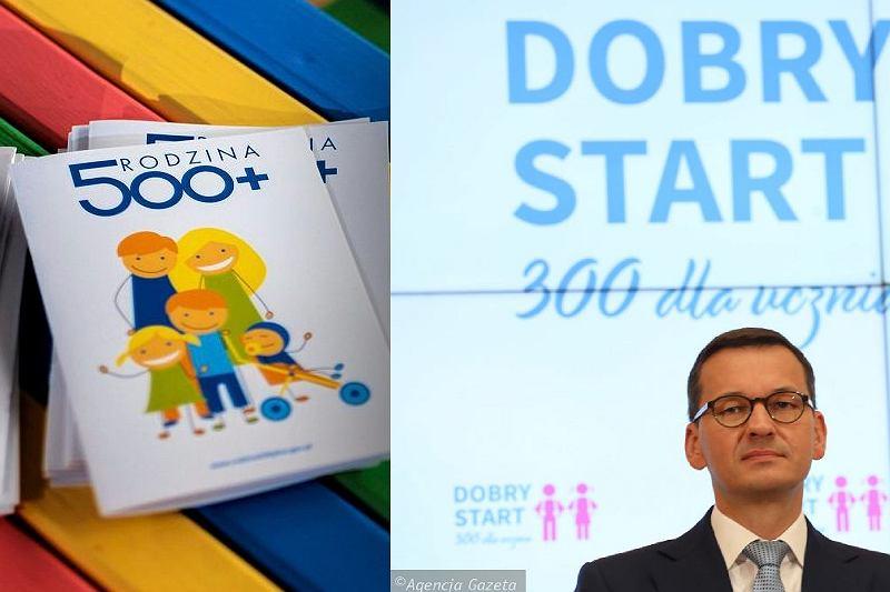 Polacy zalali urzędy w sprawie '500 Plus' i 'Dobrego Startu'