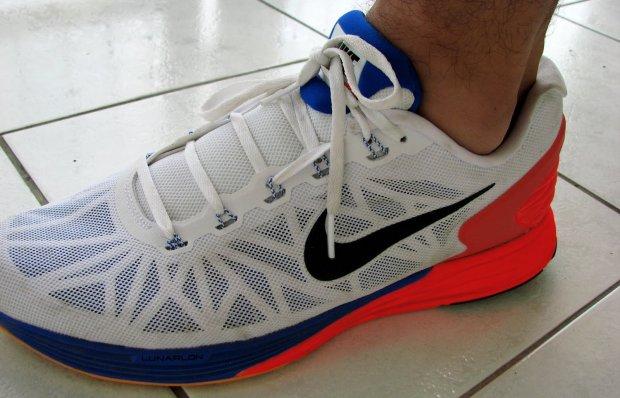 test butów biegowych