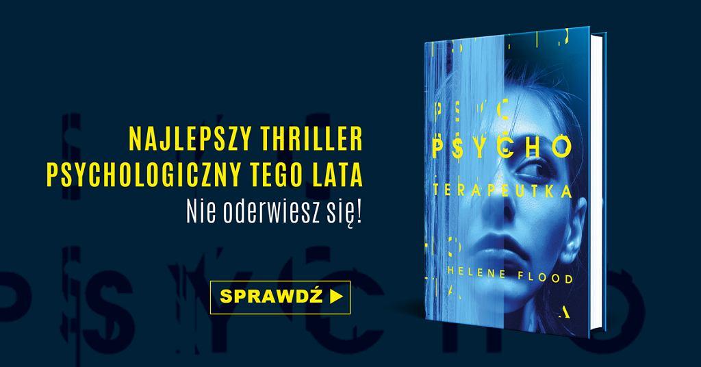 Książka 'Psychoterapeutka' już w Polsce