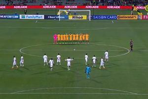 Piłkarze Arabii Saudyjskiej nie stanęli do minuty ciszy poświęconej ofiarom zamachów w Londynie