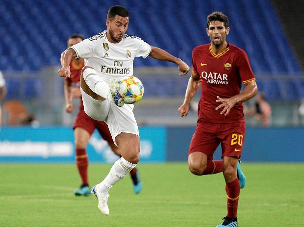 Eden Hazard kontuzjowany. Real Madryt ma problem