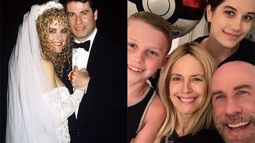Kelly Preston była z Johnem Travoltą 30 lat, dla rodziny porzuciła aktorstwo. Na raka chorowała w tajemnicy przed światem