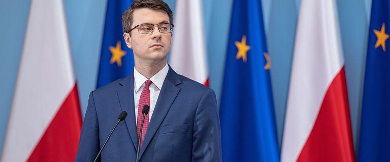 Rzecznik rządu o aferze Piebiaka: Kłótnią sędziów. Zabrał głos ws. Ziobry