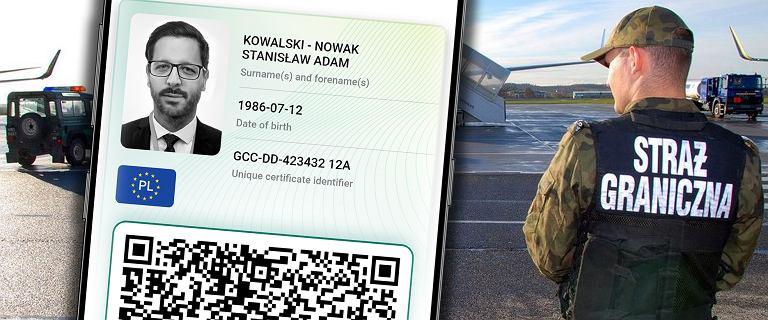 Paszport covidowy w kieszeni Polaka. Dostępny w aplikacji mObywatel