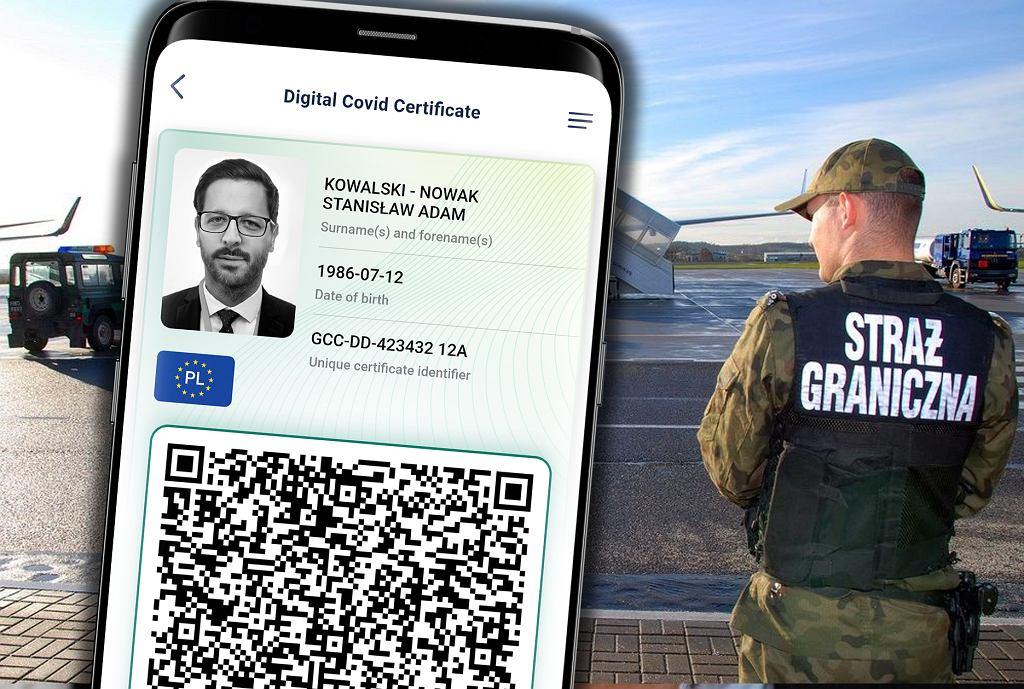Paszport covidowy już dostępny