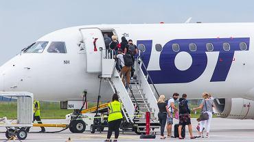 Jest nowe rozporządzenie w sprawie zakazu lotów. Wiemy, dokąd jeszcze nie polecimy z Polski