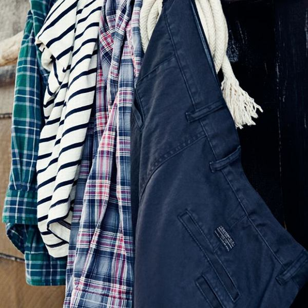 Ubrania z kolekcji Cottonfield