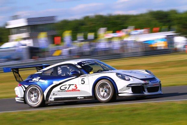 Porsche GT3 Cup Challenge Central Europe