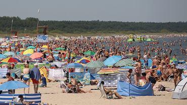 Plaża, Świnoujście