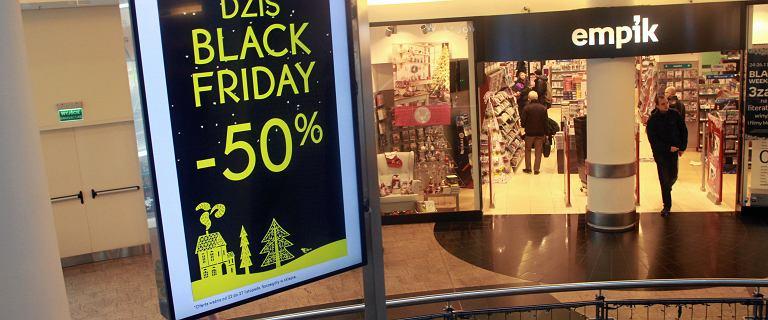 Black Friday 2018. W sklepach obniżki do nawet 70 procent