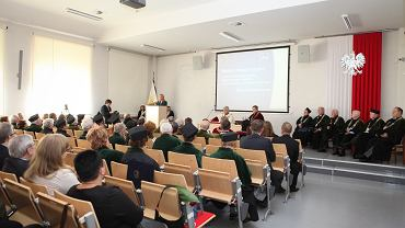 Inauguracja roku akademickiego na Górnośląskiej Wyższej Szkole Handlowej