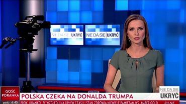 Program 'Nie da się ukryć' w TVP Info