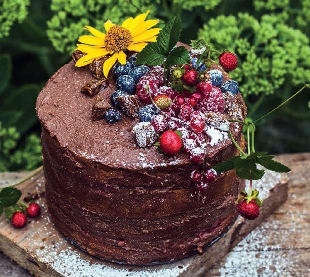 Tort czekoladowy to propozycja na wyjątkową okazję