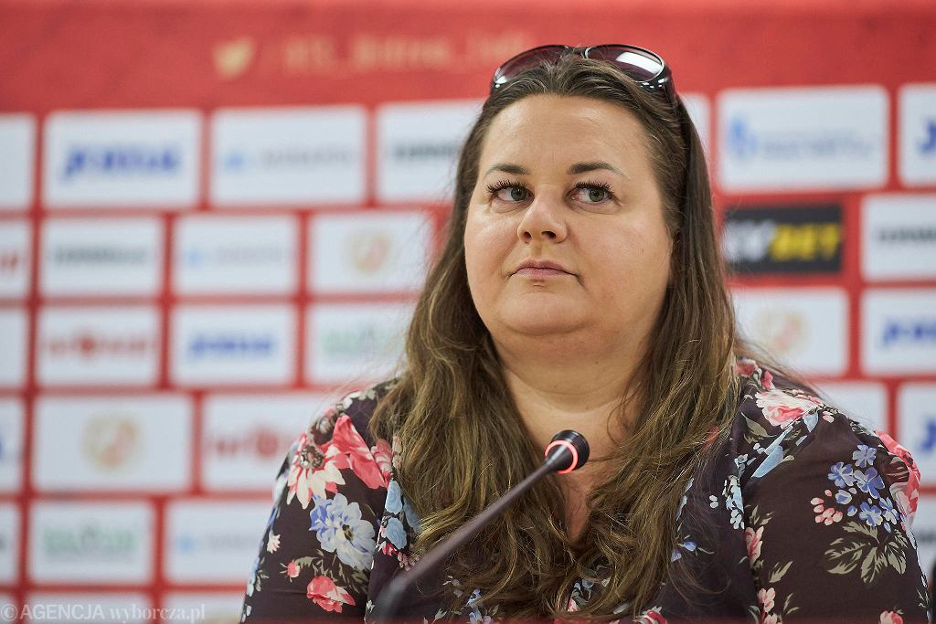 Martyna Pajączek, prezes Widzewa
