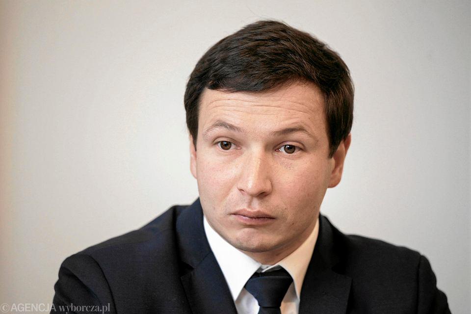 Aleksander Łaszek, główny ekonomista FOR.