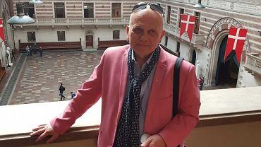 Mecenas Andrzej Preiss, konsul honorowy Danii w Szczecinie