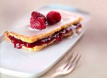 Ciasteczka Hindbarsnitter - ugotuj