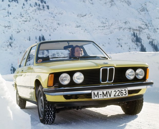 BMW serii 3 (pierwsza generacja)