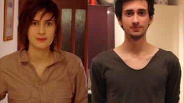 Jamie przed i po kuracji