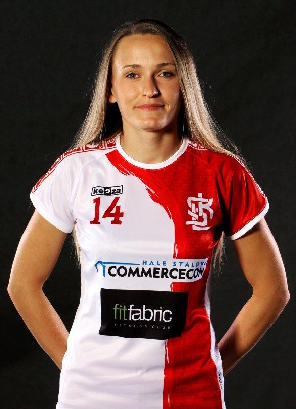 Katarzyna Nadziałek z ŁKS Commercecon