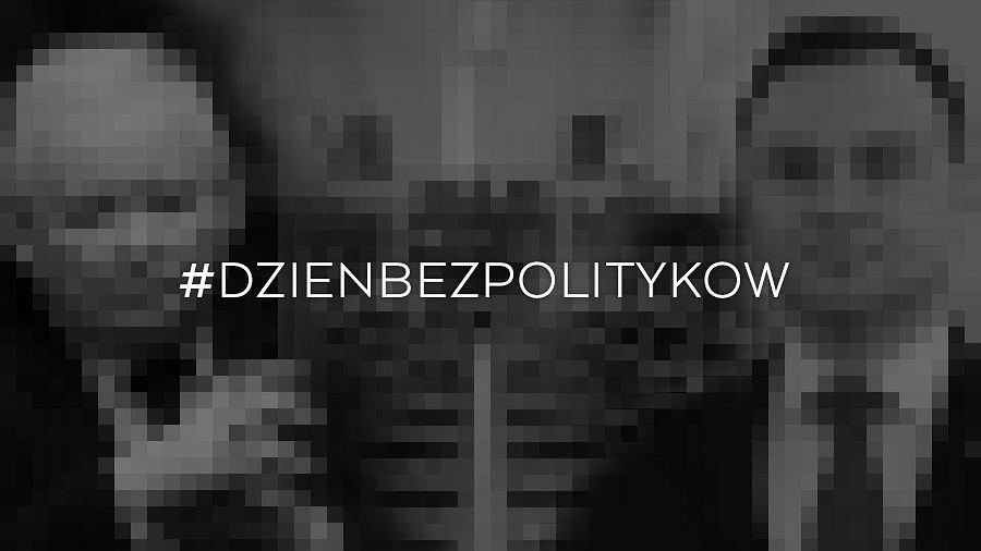 16 grudnia to ''dzień bez polityków''. W proteście bierze udział kilkanaście największych polskich redakcji