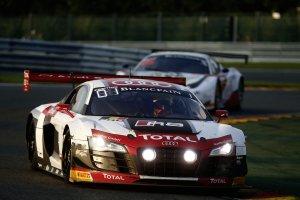 Audi zwycięża w kolejnym wyścigu 24h w Spa