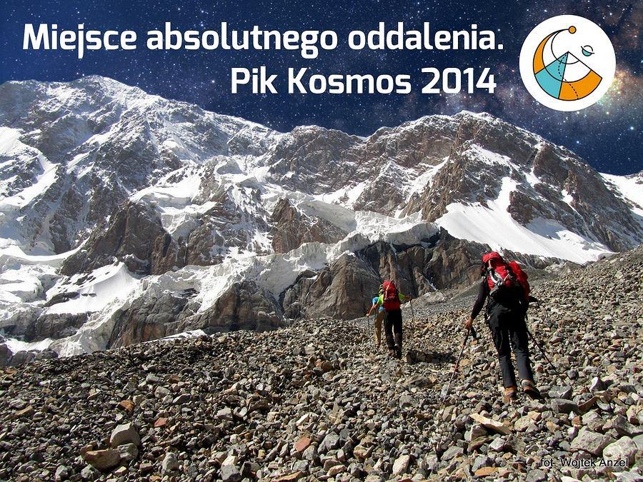Pik Kosmos 2014