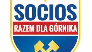 Herb Socios Górnik
