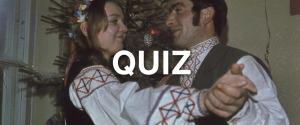 Wiesz, czym jest białe tango? Kolejne pytania już nie są takie proste
