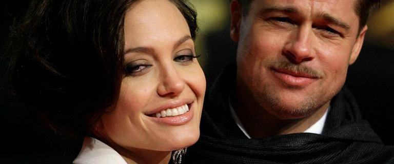"""Brad Pitt był widziany, jak wychodził z domu Angeliny Jolie. """"To nie pierwszy raz, gdy razem spędzają czas w domu"""""""
