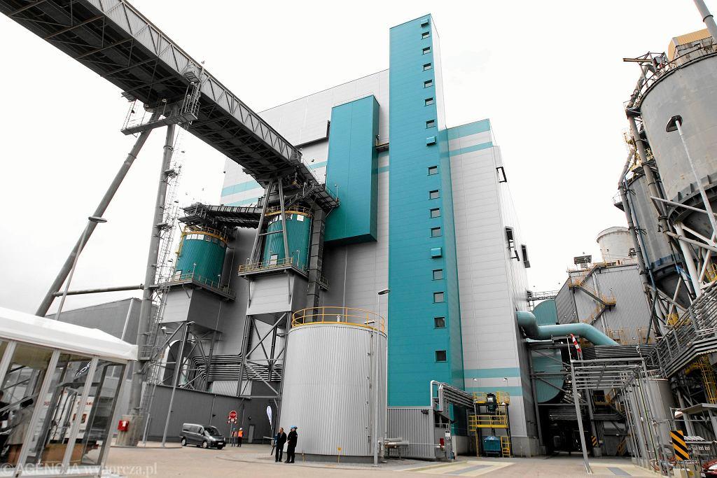 Elektrownia Połaniec, otwarcie tzw. zielonego bloku