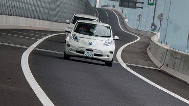 Nissan Leaf Piloted Drive 1.0