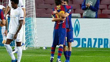 Nowa gwiazda Barcelony do meczów wnosi magię. To on ma przekonać Messiego do pozostania