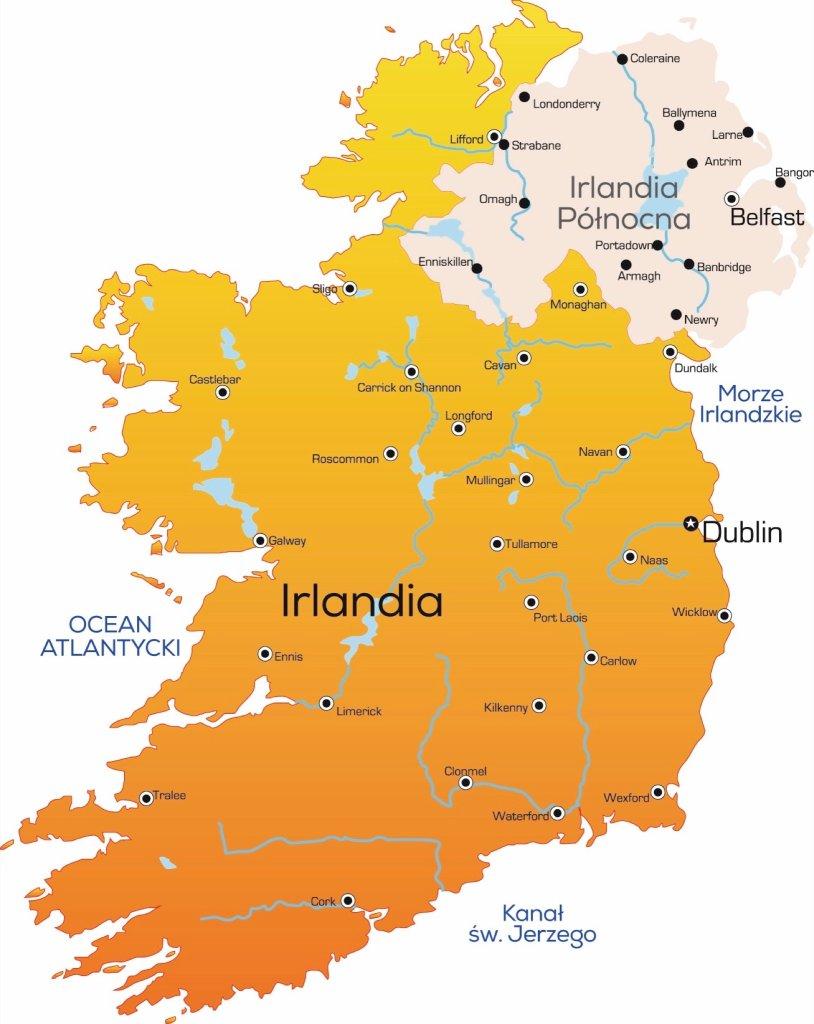 Irlandzkie randki w Ameryce