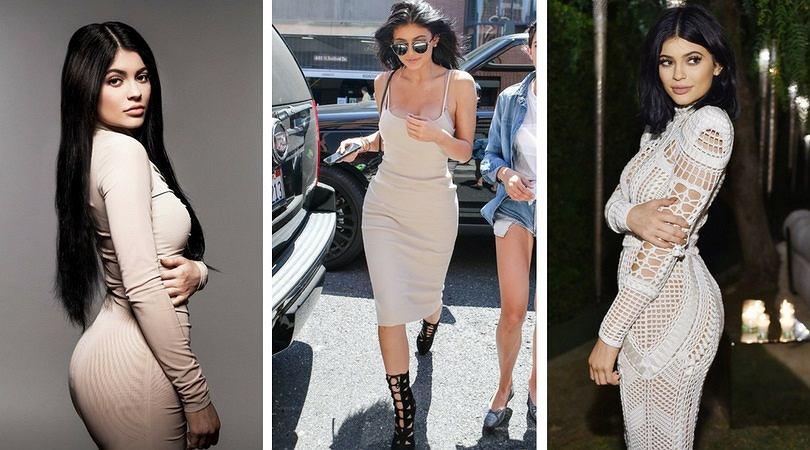 Wiemy, gdzie kupicie 3 ulubione modele sukienki Kylie Jenner!