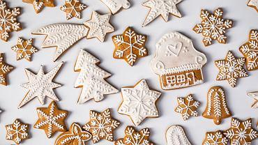 Lukier do pierników to świetny sposób na piękne ozdobienie świątecznych ciasteczek