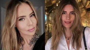 Maja Sablewska i Katarzyna Zawadzka