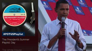 Barack Obama będzie współpracować ze Spotify?