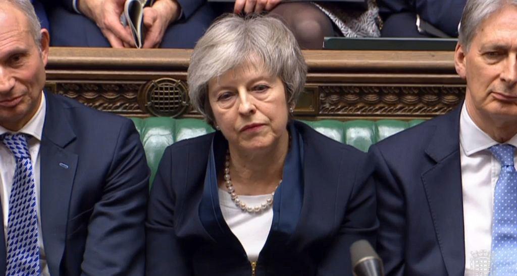 Brexit. Premier Theresa May przegrała głosowanie