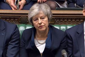 Umowa w sprawie brexitu odrzucona w Izbie Gmin! Ogromna porażka rządu Theresy May