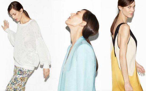 Zara lookbook kwiecień 2013