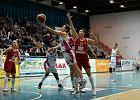 Porażka koszykarek Widzewa Łódź i zwycięstwo ŁKS