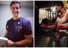 Promuje zdrowy styl życia, jest lekarzem i właśnie został okrzyknięty nową gwiazdą Instagrama