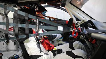 Robert Kubica za kierownicą Porsche 911 GT3 R