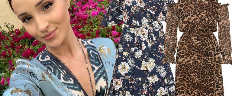 Sukienki boho: model Mariny to hit. U nas znajdziesz podobne w super cenach!