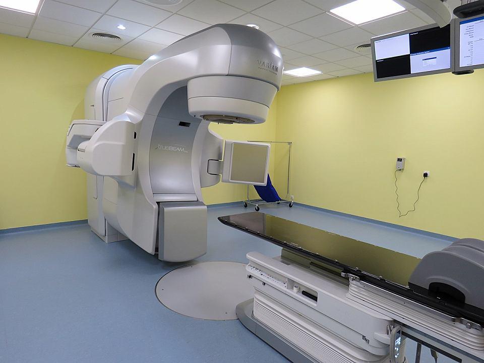 W Ośrodku Radioterapii w Gorzowie