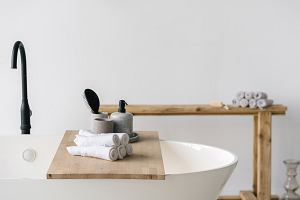 Łazienka w stylu spa - zaaranżuj z nami luksusowe wnętrze