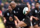 Jonah Lomu nie żyje. Odeszła legenda rugby. Miał 40 lat