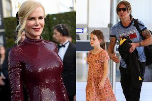 Nicole Kidman z dziećmi