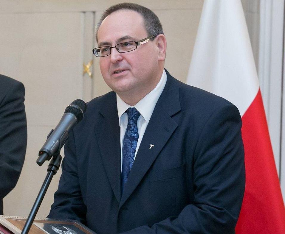 Sławomir Kowalski, polski konsul w Norwegii